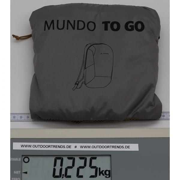 VAUDE Mundo To Go - Daypack iron - Bild 3