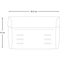 Vorschau: Apidura Racing Handlebar Mini Pack 2.5 L - Lenkertasche - Bild 4