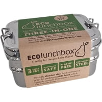ECOlunchbox Three-in-One - Proviantdose