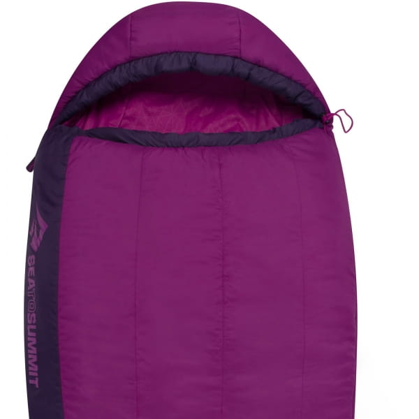 Sea to Summit Quest™ QuI Women's Regular - Schlafsack grape-blackberry - Bild 6