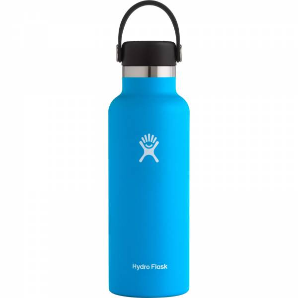 Hydro Flask 18 oz Standard Mouth - Thermoflasche pacific - Bild 7