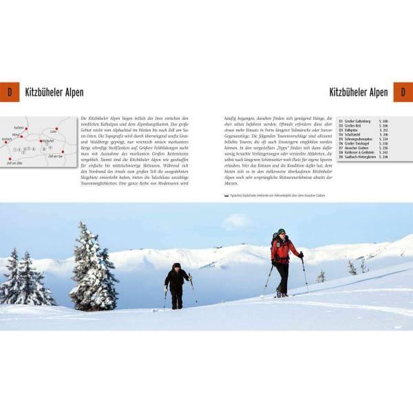 Panico Verlag Best of Skitouren - Band 1 - Bild 6