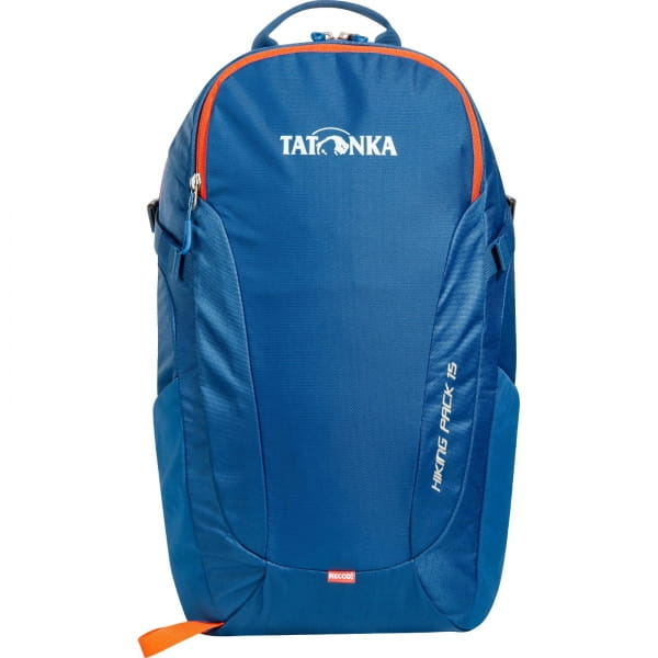 Tatonka Hiking Pack 15 Recco - Wanderrucksack blue - Bild 19