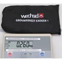 Vorschau: Wechsel Tents Groundsheet Exogen 1 - Zeltunterlage - Bild 2