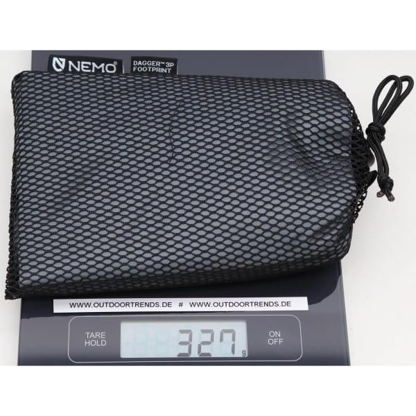 NEMO Dagger 3P Footprint - Zeltunterlage - Bild 2
