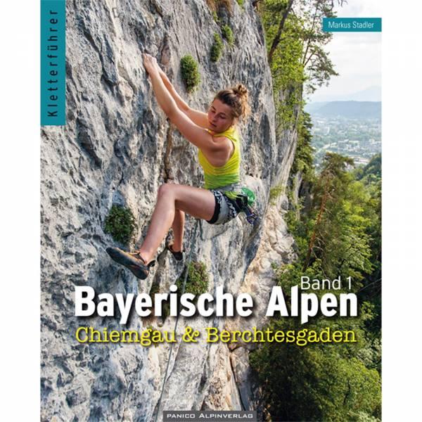 Panico Verlag Bayerische Alpen Band 1 - Kletterführer - Bild 1