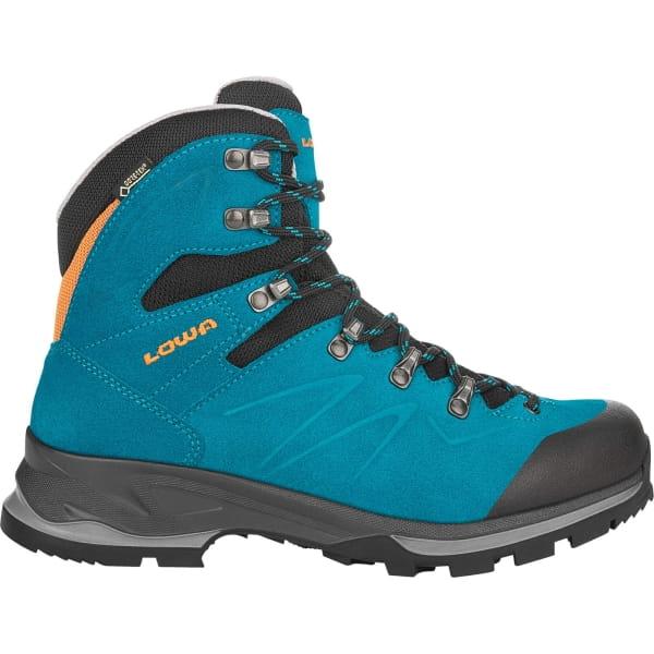 Lowa Badia GTX Women's - Trekkingschuhe turquoise-mandarin - Bild 1