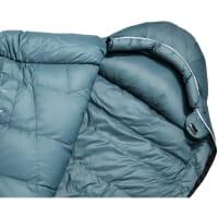 Vorschau: Grüezi Bag Biopod Down Hybrid Ice Cold - Daunen- & Wollschlafsack platin grey - Bild 6