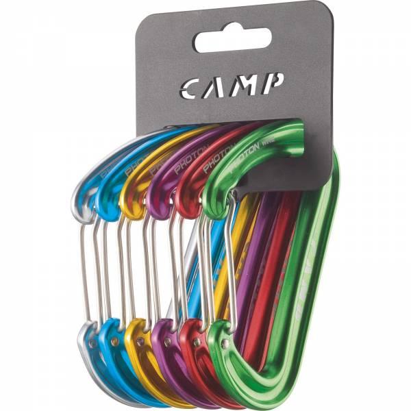 Camp Photon Wire Rack Pack - Karabiner-Set - Bild 1
