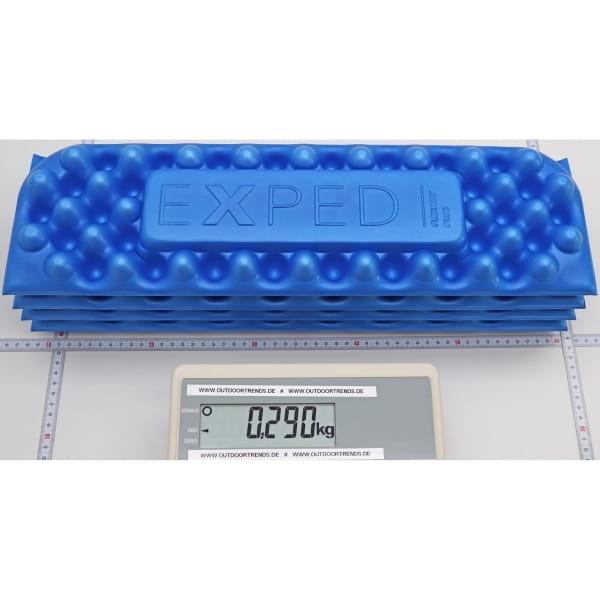 EXPED FlexMat Plus - Isomatte blue - Bild 3