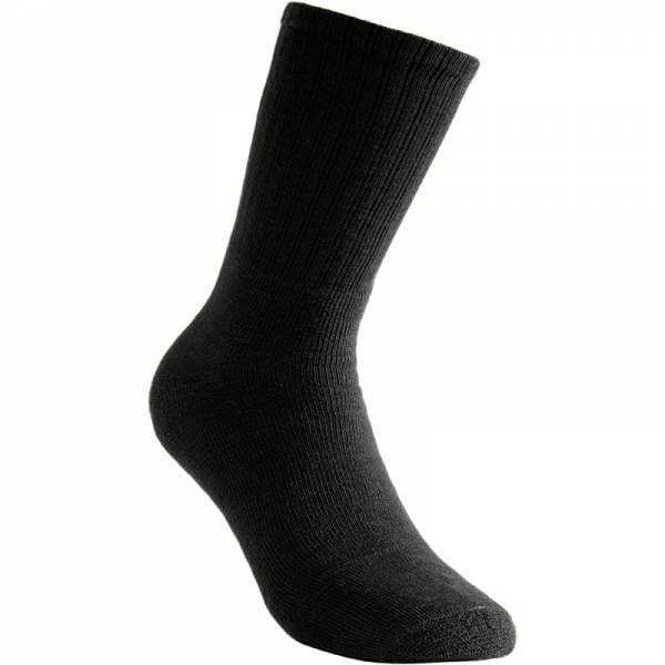Woolpower Active Socke 200 schwarz - Bild 1