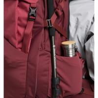 Vorschau: Haglöfs Ängd 60 Women's - Trekkingrucksack light maroon red-brick red - Bild 3