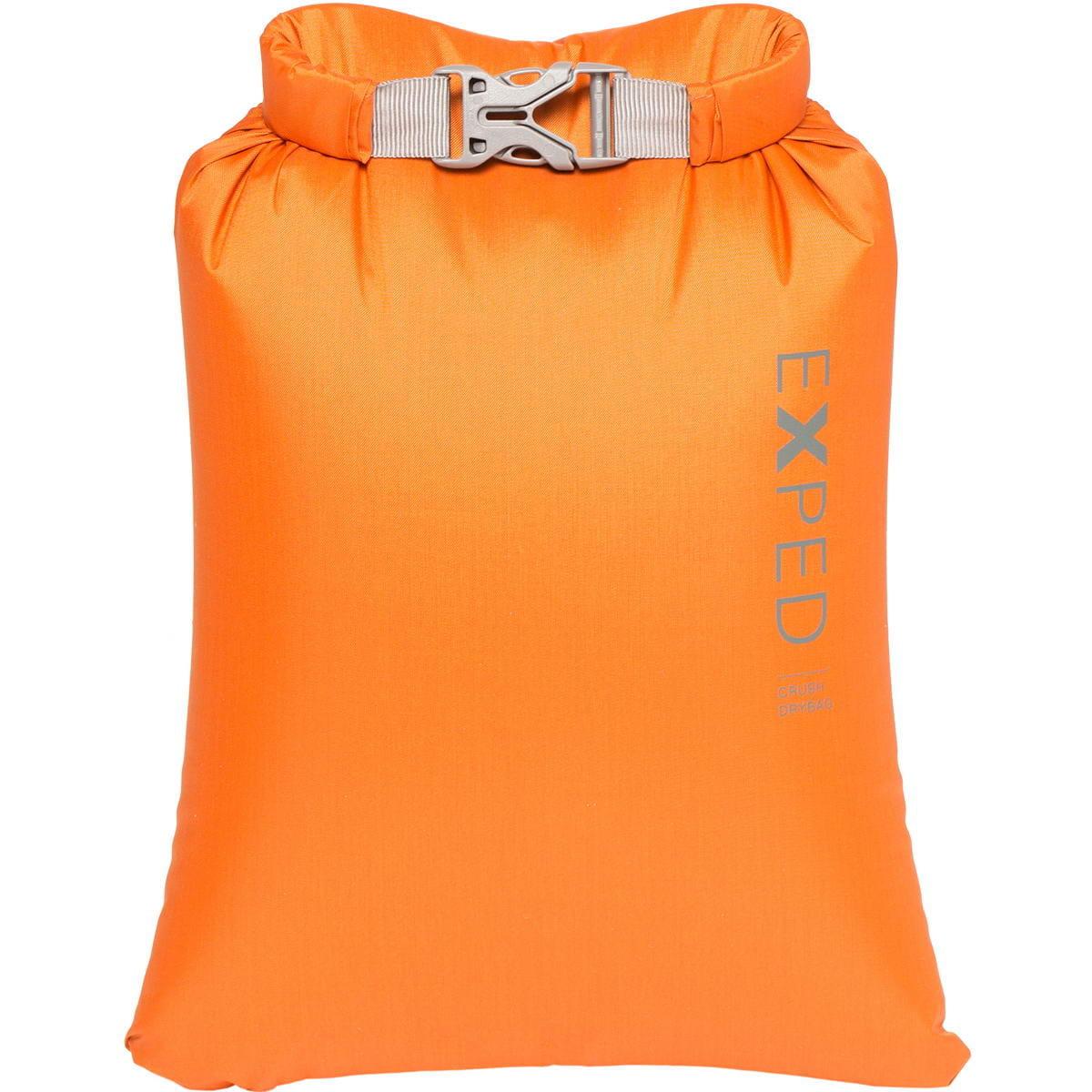 EXPED Crush Drybag XS 2-dimensional - gepolsterter Packsack - Bild 1