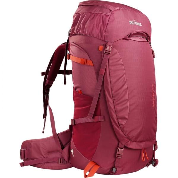 Tatonka Noras 55+10 Women - Trekkingrucksack bordeaux red - Bild 1