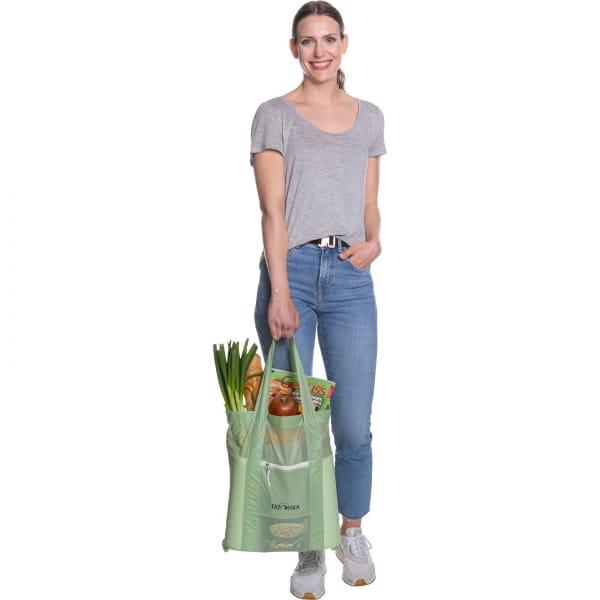 Tatonka SQZY Market Bag - faltbare Einkaufstasche - Bild 19