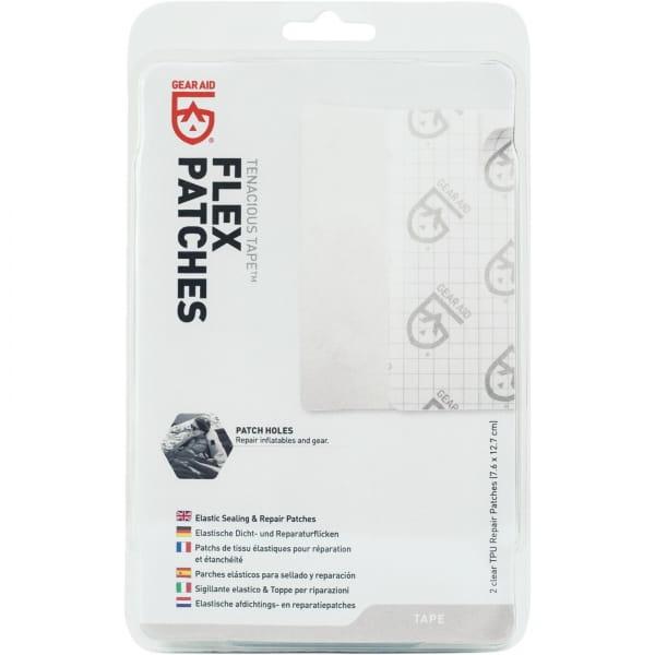 GEAR AID  Tenacious Tape Flex Patches - Dicht- und Reparaturflicken clear - Bild 1