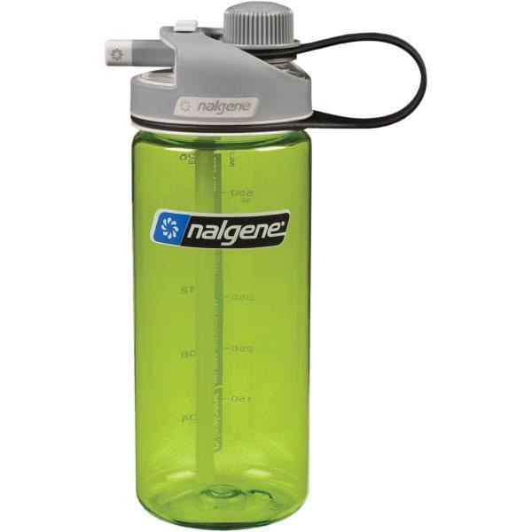 Nalgene MultiDrink - 0,6 Liter - Trinkflasche grün - Bild 5