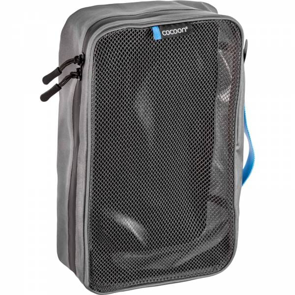 COCOON Packing Cube with Open Net Top M - Packtasche grey-black - Bild 5