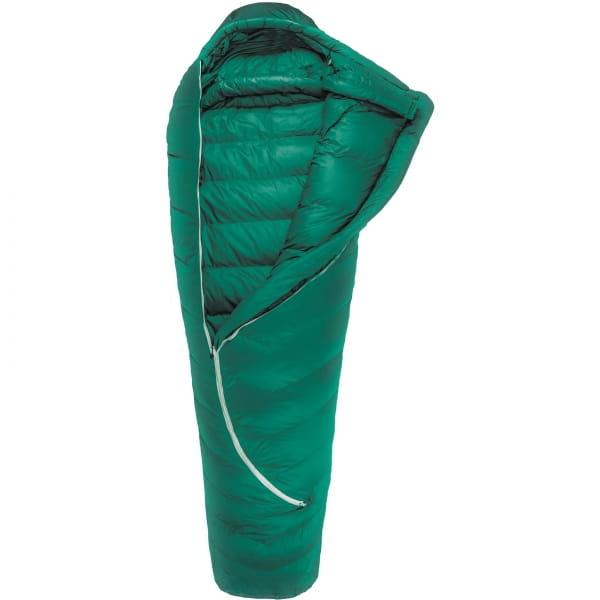 Grüezi Bag Biopod DownWool Subzero - Daunen- & Wollschlafsack pine green - Bild 4