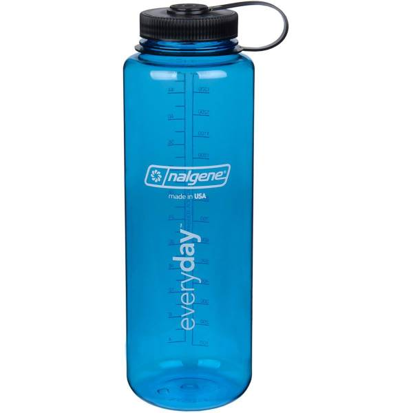 Nalgene Everyday Weithals Silo - Trinkflasche blau - Bild 1
