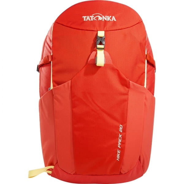 Tatonka Hike Pack 20 - Wanderrucksack red orange - Bild 11