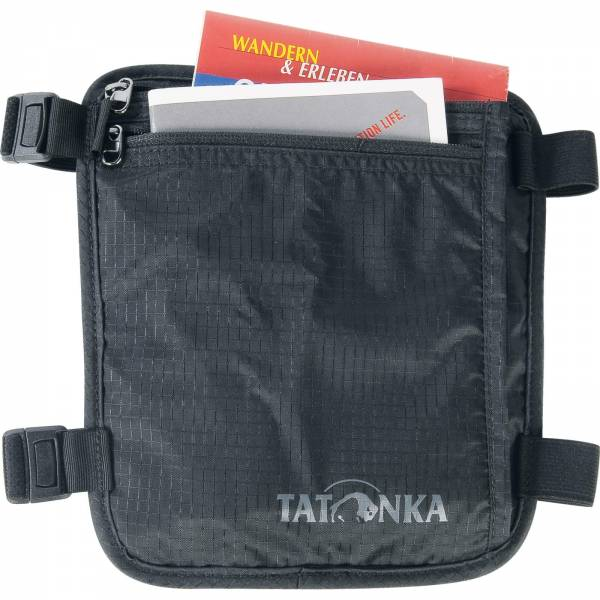 Tatonka Skin Secret Pocket - Wadentasche black - Bild 3