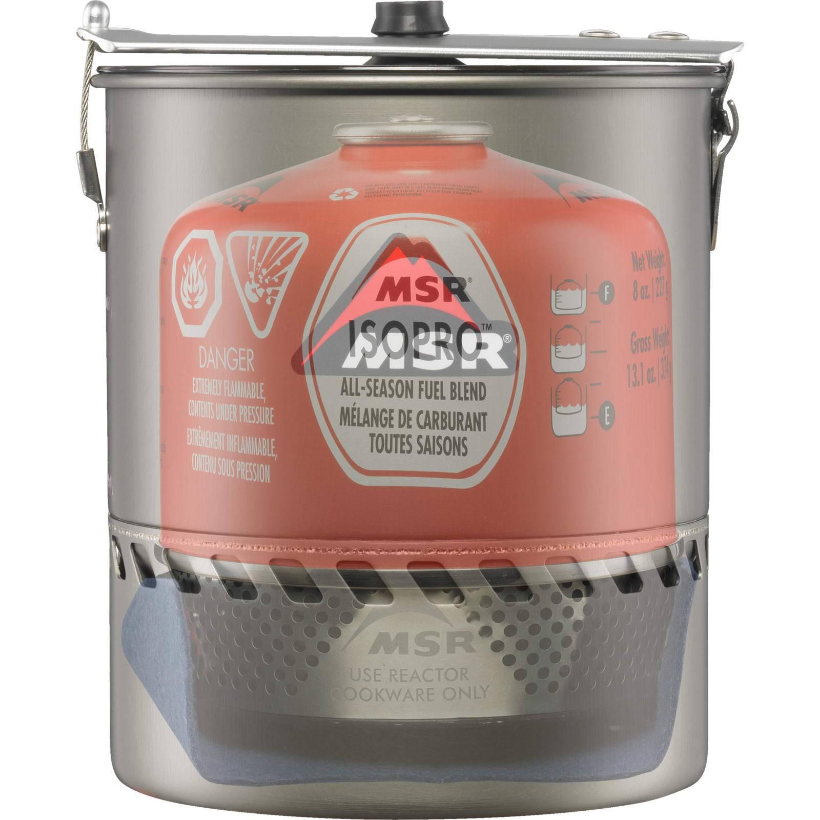 MSR Reactor® 1.7L Stove System - Kochersystem - Bild 4
