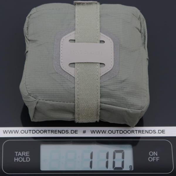 Apidura Packable Backpack - Rucksack light grey - Bild 2