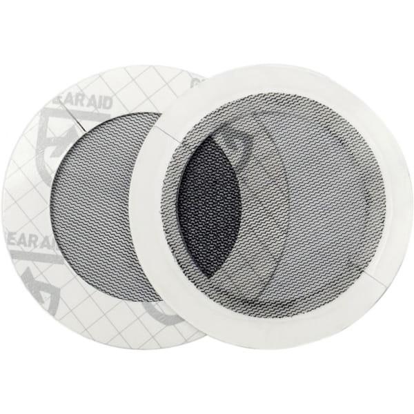 GEAR AID  Tenacious Tape Mesh Patches - Moskitonetz-Reparaturflicken dark grey - Bild 2