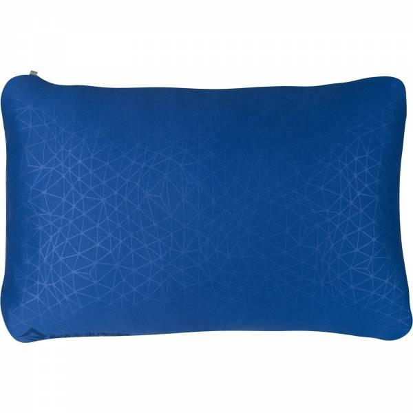 Sea to Summit Foam Core Pillow Deluxe - Kopfkissen navy blue - Bild 9