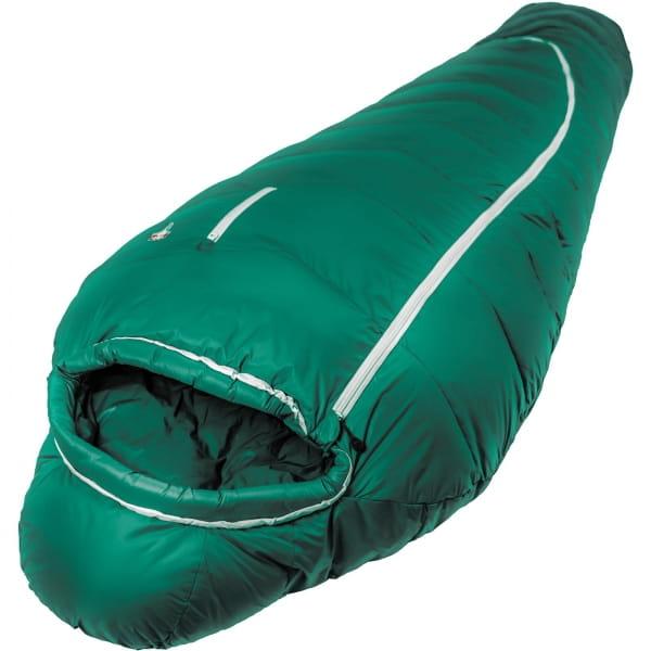 Grüezi Bag Biopod DownWool Subzero - Daunen- & Wollschlafsack pine green - Bild 2