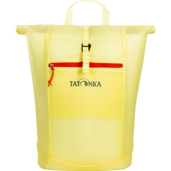 Tatonka SQZY Rolltop - Rucksack light yellow - Bild 15