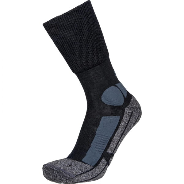 EIGHTSOX TK Merino - Outdoor-Socken black-anthracite - Bild 2