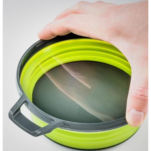 GSI Escape Bowl + Lid - Falt-Schüssel mit Decke green - Bild 16
