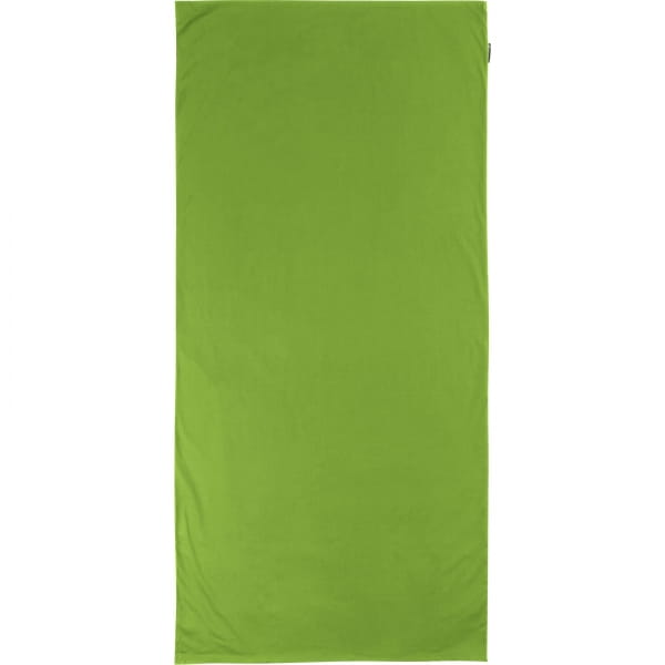 Sea to Summit Cotton Liner Rectangular Standard green - Bild 3