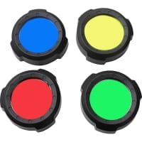 Ledlenser Color Filter Set 40 mm - Farbfilter