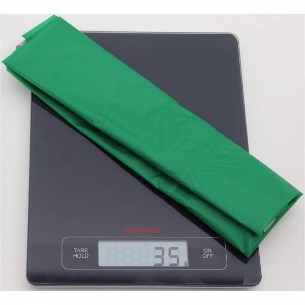 EXPED Fold Drybag UL - Packsack emerald green - Bild 12