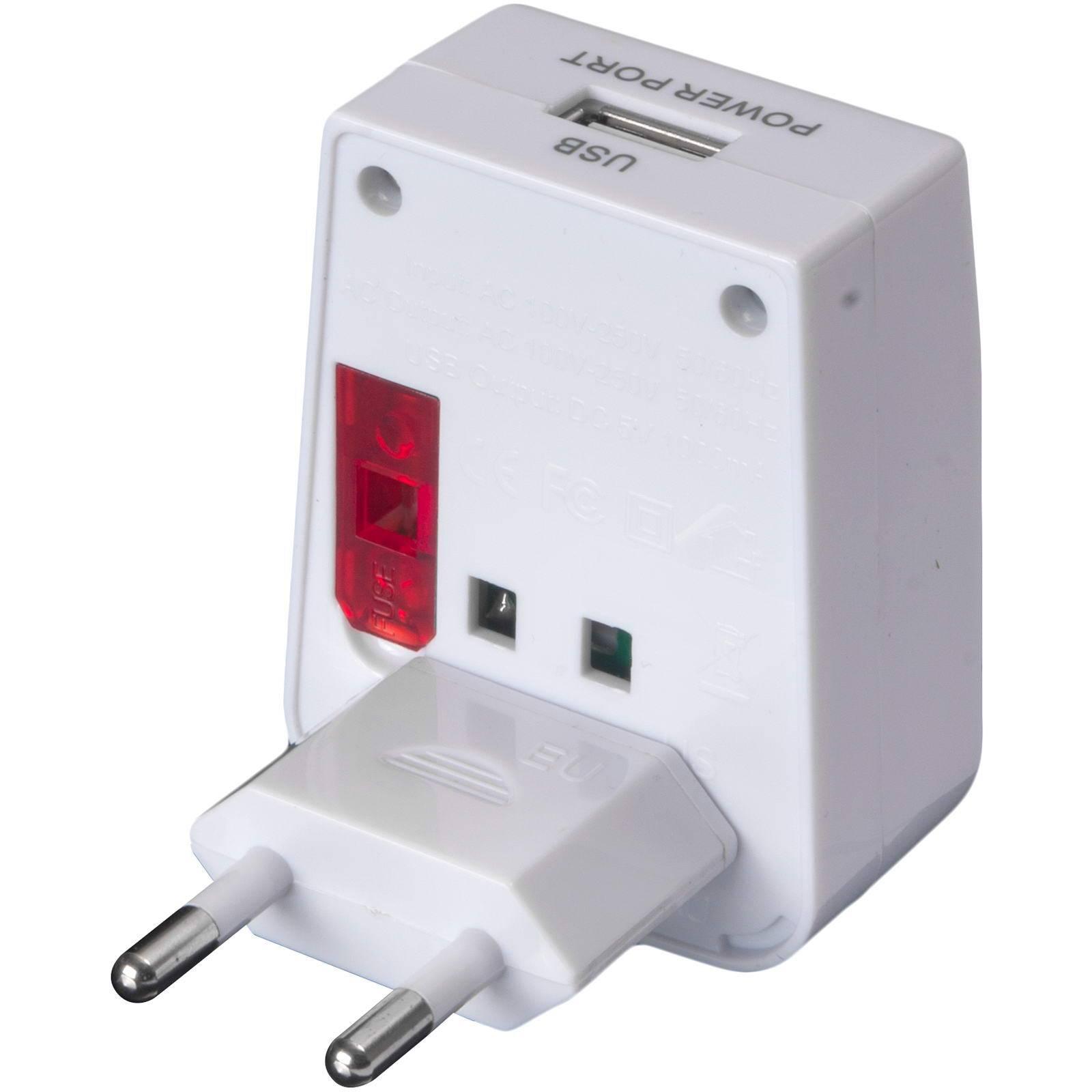Relags Universal USB Steckeradapter - Bild 7