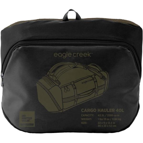Eagle Creek Cargo Hauler Duffel 40L - Reisetasche jet black - Bild 27