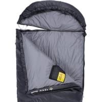Vorschau: NOMAD Taurus Comfort 550 - Schlafsack dark grey - Bild 4