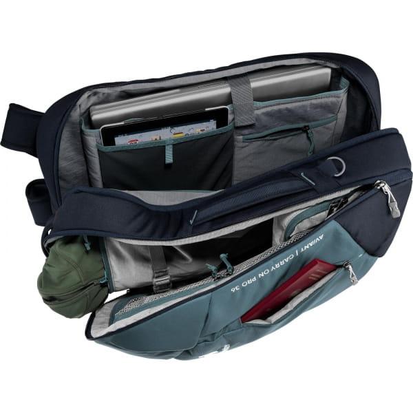 deuter AViANT Carry On Pro 36 - Reiserucksack & -tasche teal-ink - Bild 7