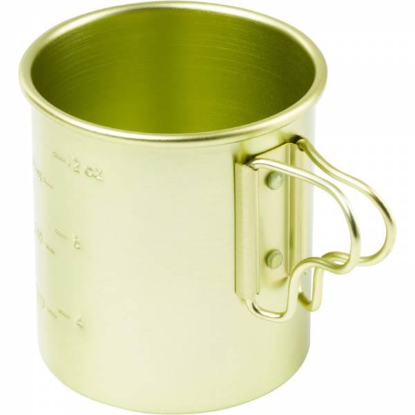 GSI Bugaboo 14 fl. oz. Cup  - Aluminium Becher green - Bild 4