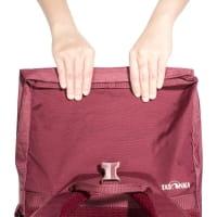 Vorschau: Tatonka Grip Rolltop Pack S - Daypack bordeaux red 2 - Bild 23
