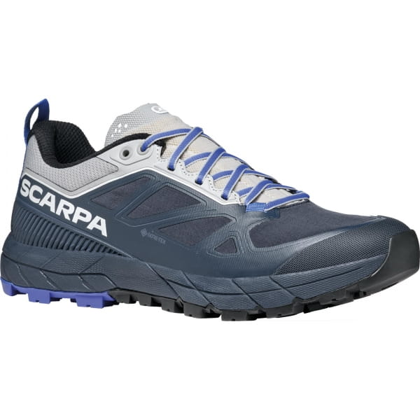 Scarpa Rapid GTX Woman - Zustieg-Schuhe ombre blue-violet blue - Bild 2