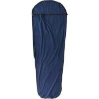 Vorschau: Origin Outdoors Sleeping Liner Baumwolle - Mumienform royalblau - Bild 3