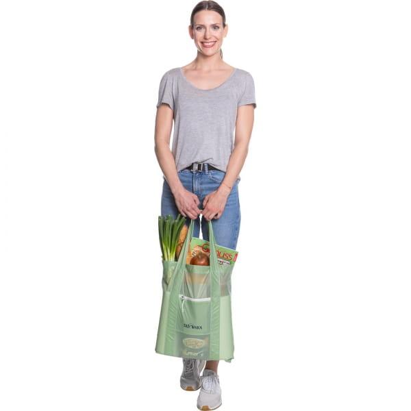 Tatonka SQZY Market Bag - faltbare Einkaufstasche - Bild 20