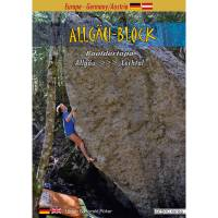 Gebro Verlag Allgäu Block - Bouldertopo