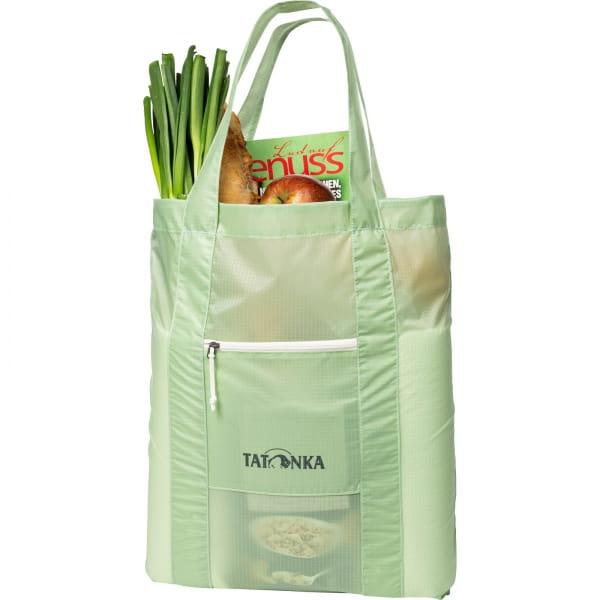 Tatonka SQZY Market Bag - faltbare Einkaufstasche - Bild 23