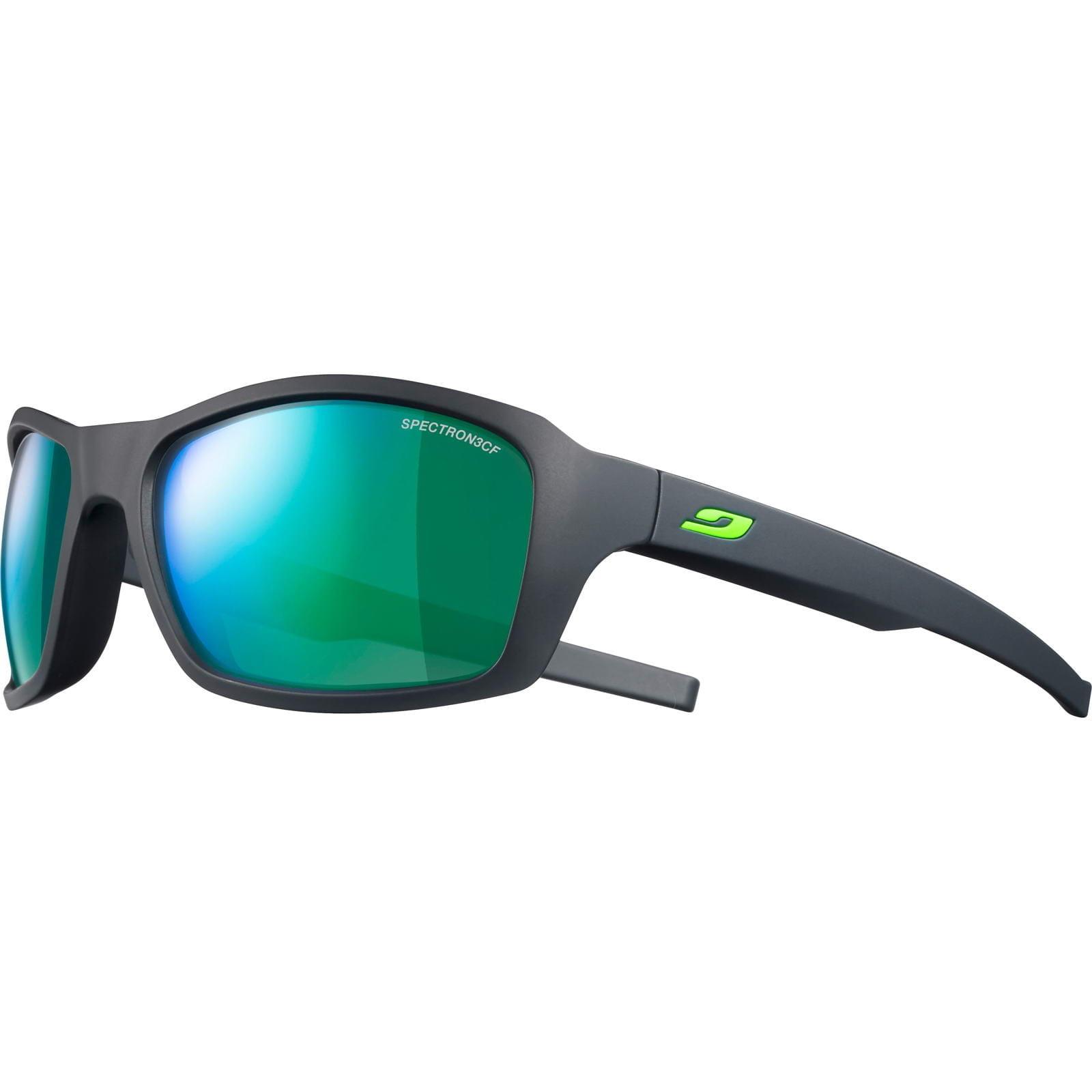 JULBO Extend 2.0 Spectron 3CF - Bergbrille für Kinder dunkelblau matt