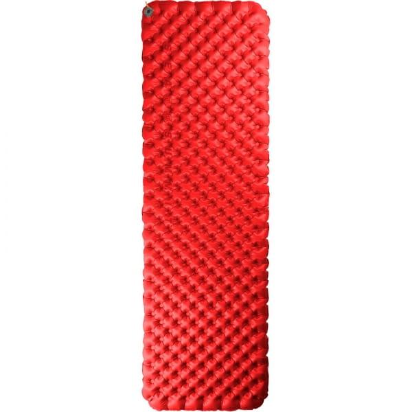 Sea to Summit Comfort Plus XT Insulated Mat Rectangular - Schlafmatte red - Bild 1
